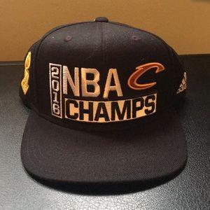 2016 Cavs championship hat